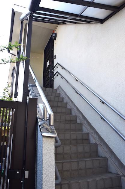 本館外階段