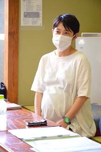 内山知子さんインタビュー